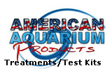 Aquarium and Pond Treatments, malachite green, formalin, API, test kits, antibiotics, ich remedy, conditioners, chlorine removers