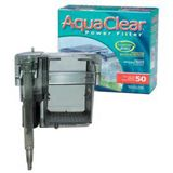 Hagen Aqua Clear Aquarium Power Filter, HOB