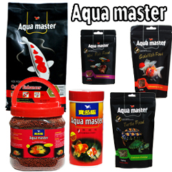 AquaMaster Premium Koi Food, Diet