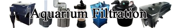 Aquarium Filtration, How filters work, DIY