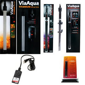 Aquarium Heaters from AAP
