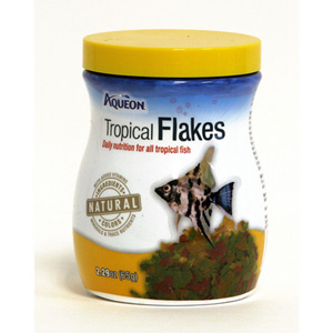 Aqueon Tropcial Fish Food Flakes