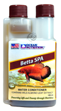 Atisons Betta Spa Indian Almond Leaf Botanic Water Conditioner 125 mL
