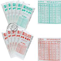 Hanna pH Tester Calibration Sachets