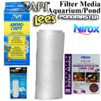 volcanic rock aquarium filter media