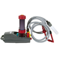 aquarium cleaning machine, maintenance, power siphon