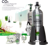 Ista CO2 Refillable Cylinder Set for planted Aquarium