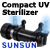 SunSun Terminator, Aquarium Pond UV Sterilizer