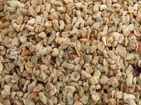 3 mm crushed coral marine aquarium gravel, substrate