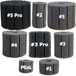 Replacement Sponges for Hydrosponge aquarium filters 1, 2, 3, 5, 5 PRO