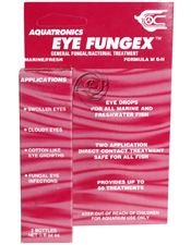 AAP Aquatronics Eye Fungex, cloudy, swollen fish eyes
