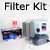 Filter Kits, Aquarium Pond Filters