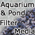 Aquarium & Pond Filter Media Favicon, Aquarium Pond Treatments