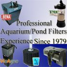 Professional Aquarium and Pond Filter Experience, TMC Clear Stream, Via Aqua Pressurized