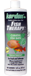 Organic Natural Aquarium Medications, Kordon Fish Therapy Bath