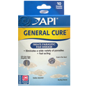 API Mars Fish Care General Cure, Metronidazole, Praziquantel