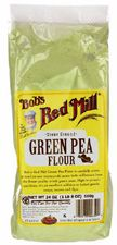 Green Pea flour for premium aquarium fish foods