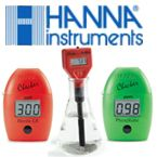 Hanna Instruments Aquarium Testers & Meters, For Freshwater and Saltwater