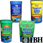 HBH Fish Foods, made in America