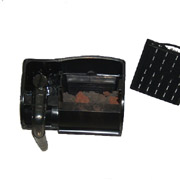 Aquarium Power Filter with volcanic rock or live rock