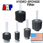 Aquarium Sponge Filters, USA Made for goldfish tank
