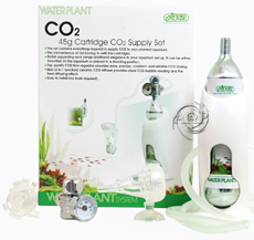 Ista CO2 Replacable Cylinder Set for planted Aquarium