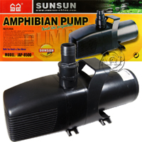 JAP-8500 Amphibious Heavy Duty Pond, Aquarium System  Water Pump