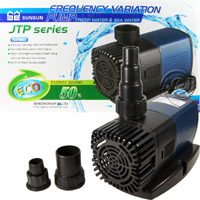 JTP-12000 High Efficiency Heavy Duty Pond, Aquarium System Water Pump