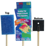 Lees Algae Cleaner & Scrapper on a Stick, 12040