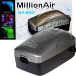 Million Air 600 pump