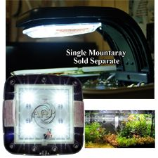 12 watt Mini Aquarium LED 400 Light