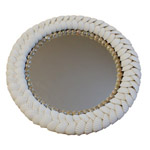 SHELL MIRROR -$15.99