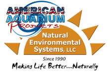 American Aquarium Products, innovative aquarium supplies and ocean decor