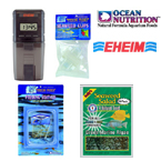 Ocean Nutrition, Eheim, San Francisco Fish Feeding Products