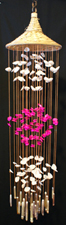 PANGANSIAN MOONSHELLS & HAT WIND CHIMEs-$3.49 to $22.99 