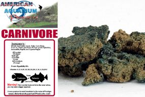 Paradigm Fish Foods, Carnivore