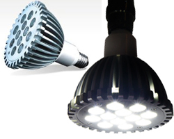 PAR LED Screw In Socket 6500K LED light