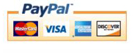 Credit Cards Accepted at American Aquarium & Pond Products