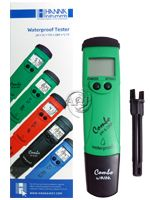 Hanna ORP-Ph-Temperature Meter