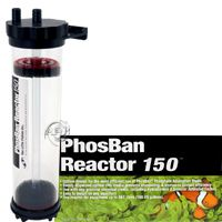Two Little Fishies PhosBan Reactor 150 Media Reactor