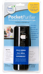 Purely Pocket Purifier