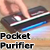 Pocket Purifier, Aquarium Pond UV Sterilizer