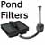 Submersible Pond Filter, Aquarium Pond Filters