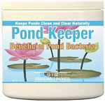 Pond Keeper Heterotrophic Bacterial blocks