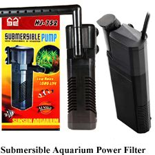 Via Aqua 302, 305, 306 Internal Aquarium Power Filter