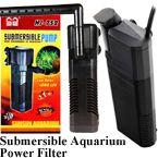 internal power filter, aquarium