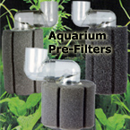 Sponge Pre-filters for Fluidized Sand Filter