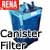 Rena Filstar Canister Filter, Aquarium Pond Filters