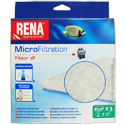 Filstar Micron poly filter pads 733A