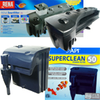 Rena Smart ultra premium aquarium Power Filter Innovations